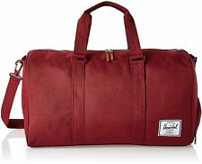 Novel Duffel Bag, Herschel, Winetasting Crosshatch