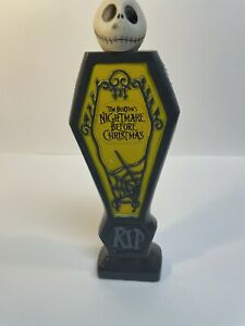 1993 NIGHTMARE BEFORE CHRISTMAS empty shampoo bottle~Jack Skellington~10 inches