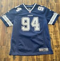 Dallas Cowboys DeMarcus Ware #94 NFL Nike On Field Jersey Youth Large Blue NFL