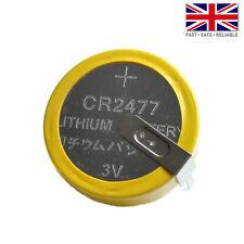 CR2477 Tabbed 3V 950mAh Lithium Battery