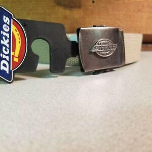 Dickies Genuine Webbed Belt and Buckle