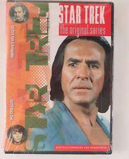 Star Trek Original TV Series DVD  - Volume 12 (Episodes 23  24) (DVD, 2000) NEW