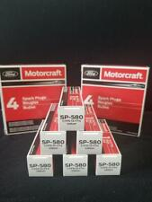 Set of 6: Motorcraft OEM Ford Iridium Spark Plugs SP-534 SP-580 CYFS-12-YT4