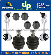 MERCEDES  W126 UPPER + LOWER CONTROL ARM BALL JOINT JOINTS BUSHINGS SET 8