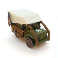Mattel Disney Pixar Cars Sarge Rare Rare 1:55 Diecast Vehicles Collect Toy Loose