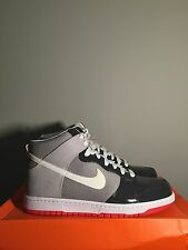 "2008 Nike Dunk High Premium ""World Cup Japan"", Anthracite/Sunburst, Size US 9.5"