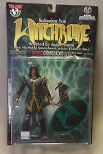 Vintage 90s Action Figur Witchblade NOTTINGHAM Top Cow 1998 OVP