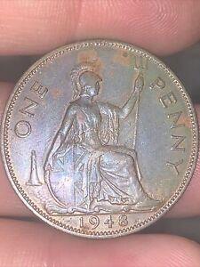 1948 Penny Nice Toning