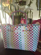 Kate Spade New York Parfums Tote Bag Evening Weekender Travel Purse Handbag. New