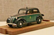 Brumm Fiat 508C Black and green 1:43 diecast model w orig case R62