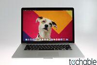 """MAX 2015 15"""" Retina Apple MacBook Pro 2.8 GHz Core i7 1TB SSD 16GB RAM DUAL GFX!"""
