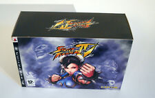 Street Fighter IV 4 Collector's Edition (PS3) - ITA - NUOVO