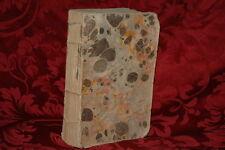 Libro 1791 La Prima Parte de le Novelle del Bandello Tomo III