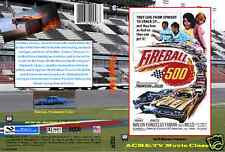 Fireball 500 DVD - New from ACME-TV Classic Movies! Color Widescreen Drama