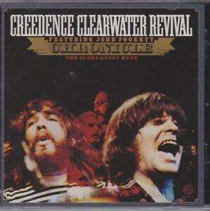 CREEDENCE CLEARWATER REVIVAL - CHRONICLES - THE 20 GREATEST HITS - CD