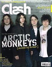 CLASH #48 Arctic Monkeys LAURA MARLING Alison Goldfrapp CROOKERS Autechre @NEW@
