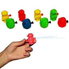 Kids Mini Robot Water Guns Toddler's 24 Pieces Mini Water Guns 2 Styles
