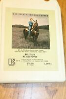 Mel Tillis 8 track Tape Working Tested Me and Pepper 1979 Country
