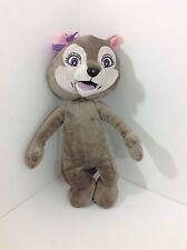 Simply Charming 16 inch Violet Girl Wolf Skin By Fiesta Stuffed Animal