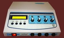 Electronic Stimulator Electrotherapy Machine Pain Relief Stimulator 4Ch LCD@A!