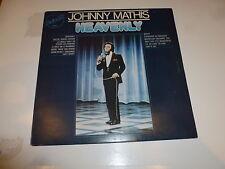 JOHNNY MATHIS - Heavenly - 1975 UK 14-track Vinyl LP