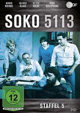 Soko 5113 Staffel 5 Neu und Originalverpackt 2 DVDs