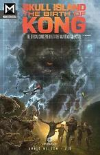 Skull Island: The Birth of Kong by Nelson, Arvid -Paperback