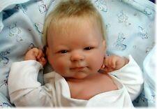 KeMpEr CaSsiDy BlaCk MoHaiR WiG 10/11~ Reborn Doll Supplies