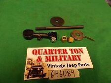 Jeep Willys GPW MB CJ2A 3A M38 134L heat riser kit