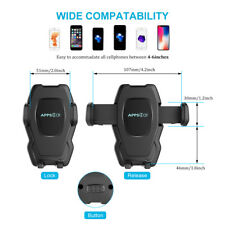 Universal Car Mobile Phone iphone Android or GPS fits CD Slot Holder style
