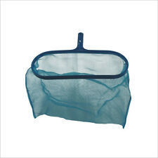 DEEP LEAF NET SKIMMER FOR SWIMMING POOLS 17 INCH WIDTH