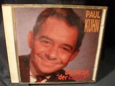 Paul Kuhn - Die Farbe Der Liebe