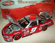 Bill Elliott 2003 Dodge #9 Winston Cup Champion Victory Lap 1/24 NASCAR New
