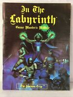 Metagaming The Fantasy Trip In the Labyrinth 2104 Steve Jackson TFT Advanced