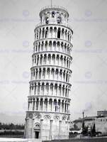 PHOTOGRAPHY ARCHITECTURAL LEANING TOWER PISA ITALY COOL ART PRINT POSTER BB10173