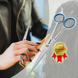 Salon Professional Hairdressing Scissors Barber  Hair Cutting Razor Sharp blades