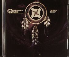 Dreamthief 1 CD Horizons Music Drum And Bass. Unknown Error, Alix Perez (2xCD)
