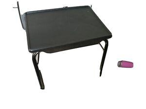 Table-Mate II Folding TV Tray - Black