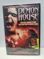 DVD2 films Virgil la malédiction/démon house NEUF SOUS BLISTER