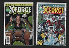 X-Force #119 + #120  B8.148
