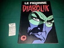 ALBUM FIGURINE DIABOLIK SUPER RAF VUOTO CON SET FIGURINE COMPLETO E 10 PACCHETTI