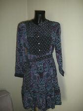 dc68850713 Robes violets en soie pour femme taille 38 | Achetez sur eBay
