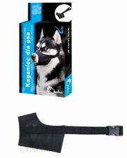 Dog Friendly Nylon Training Muzzle Easy Fit for Dogs