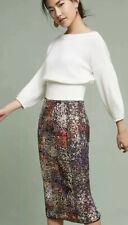 203. Anthropologie Byron Lars Kamille Pencil Dress Skirt NEW MSRP: $368 2