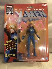 X-Men Retro Marvel Legends - DAZZLER