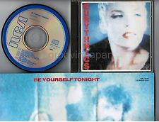 EURYTHMICS Be Yourself Tonight JAPAN CD RPCD-1012 w/INSERT 1986 issue 3,500JPY