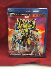 Wolverine and the X-Men: The Complete Series (Blu-Ray, 2010) USED VGC L@@K