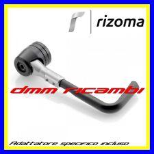 Protezione leva freno RIZOMA PROGUARD YAMAHA T-MAX 530 17 Silver TMAX 2017 LP010