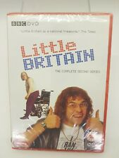 LITTLE BRITAIN - THE COMPLETE SECOND SERIES - DVD R2 - NEW & SEALED -