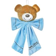 bow Birth Celeste c/teddy bear in soft stuffed toys De.Car2 100% coccole